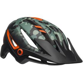 Bell Sixer MIPS Cykelhjelm sort/farverig